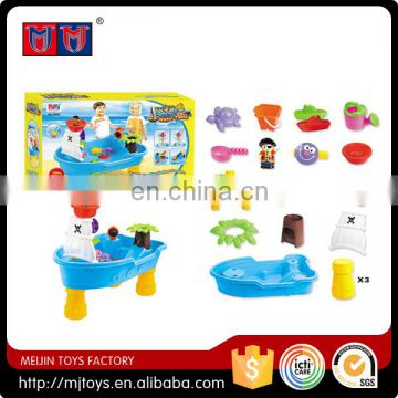 2016 Summer hot product for kids Beach Play Set toy sand and water boat