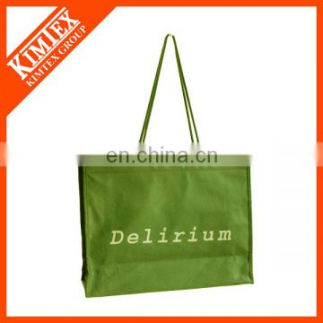 Fashion cheap logos cotton bags design for woven