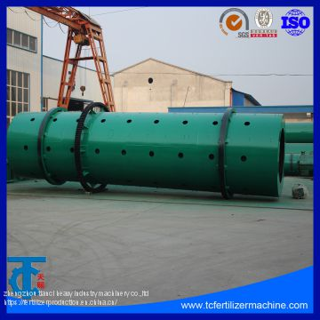 Rotary drum NPK compound fertilizer granulator