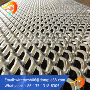 china suppliers tainless steel 314 rust-proofing expanded wire mesh for whole sale