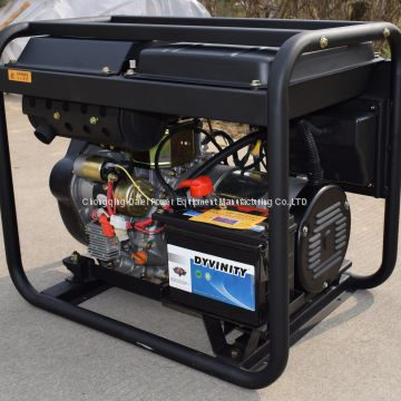 Belon Power 5kw single phase diesel generator 220V portable diesel generator