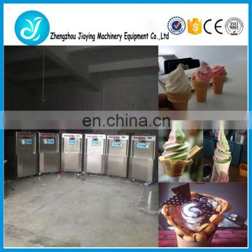 Factory supply commercial soft ice cream maker machine