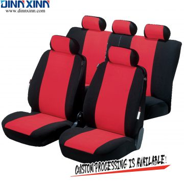 DinnXinn Lexus 9 pcs full set PVC leather dog car seat covers 100% waterproof trading China