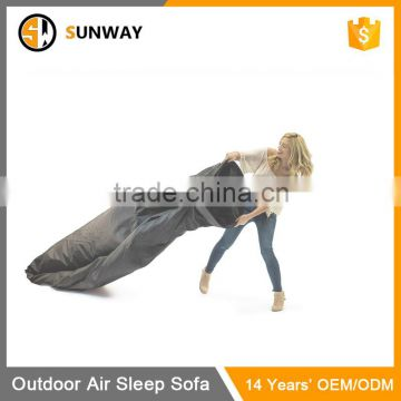 Best Selling In Europe Hangout Fast Inflatable Sofa Air Bed