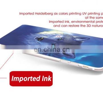 No Minimum Professional Free Sample 3D Lenticular Phone Case Printer Manufacturer From China