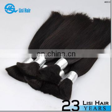 2014 Direct Factory Wholesale raw unprocessed virgin hair bulk