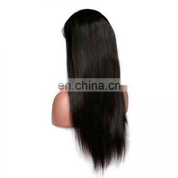 10a grade hair lace front wig virgin brazilian straight hair