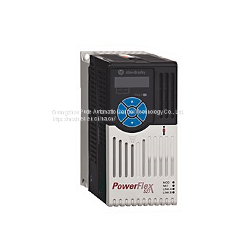 25C-D1P4N104   PowerFlex 527 0.4kW (0.5Hp) AC Drive