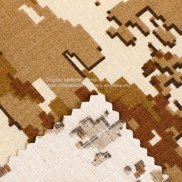 Cotton Nylon ACU BDU Battle Suit Fabric