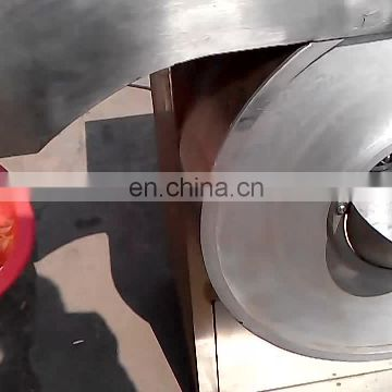 commercial melon and fruit cutter fruit cubes cutting machine commercial vegetable cutting machine