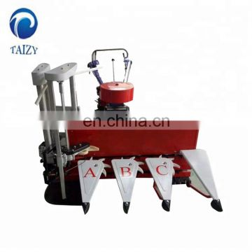 Paddy harvesting and bundling machine rice reaper-binder farm harvester machinery