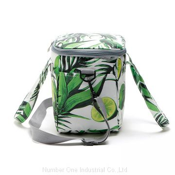 Multifunction lunch bag outdoor Insulation picnic cooler bag