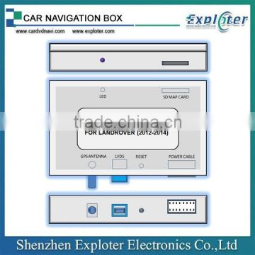 car interface alibaba multimedia video interface Lan-rover-Jagua agua-rover Evoque Sports 2012-2014