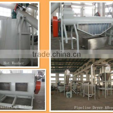 Good Cost of Plastic Recycling Machine for Sale