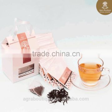 Formosan Farm SGS Safety Test Brown Rice Herbal Tea High Quality Present Keemun Black Tea
