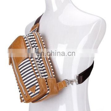 popular made in China factory hobo hippie sling crossbody shoulder bag
