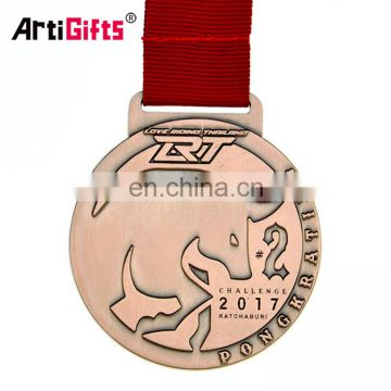 2017 Table Tennis First Place Victory Medal Commemorative Of Sport