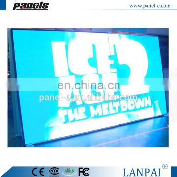 big size high resolution full color outdoor led advertising screen board