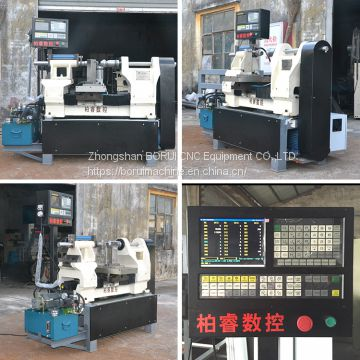 CNC Lathe machine/LED metal lathe/cnc metal spinning machine HARDWARES Automatic spinning machine