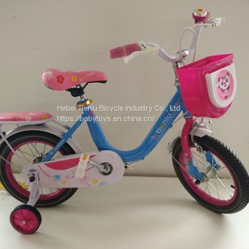 mini bike 12 inch cheap steel kids bike for 3 5 years old Russia children bicycle girls bike