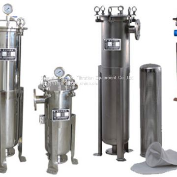 High qualtity bag filters water filter and oil treatment