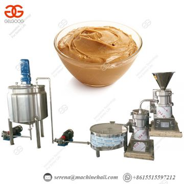 Industrial Nut Butter Machine 50-70kg/h Walnut Grinder Machine