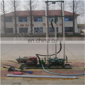 china wholesale market mini portable water well drilling rig