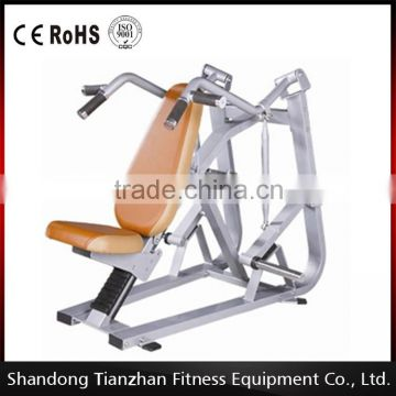 Professional Fitness Machines/Commercial Gym Equipment Plate Loaded Incline Press (TZ-5055)/Chest Exercise Trainer
