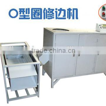3 knife flash trimming/rubber trimmer machine of Rubber Cutting