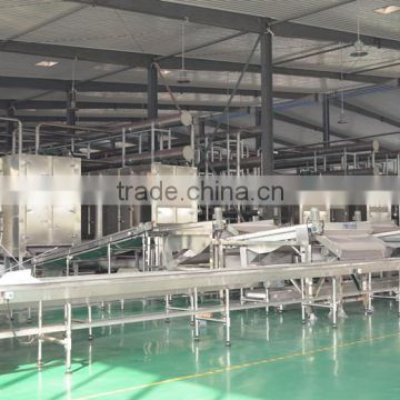 Fig Multiple layer continuous type mesh belt dryer
