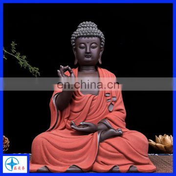 Resin Black Budda statue for Religious,Sitting Budda Figure