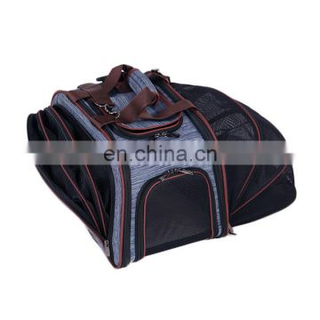 Good quality stylish bag pet carrier cat bag dog bag carrier
