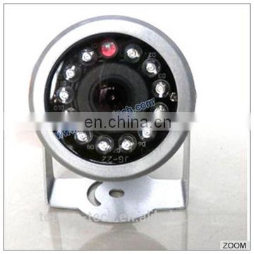 2013 best hot waterproof CCD car reverse camera with ir night vision