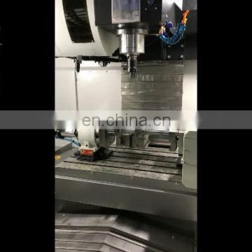 4 axis mini CNC mill machine precision VMC460L CNC carving machine UK