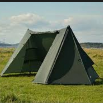 Canvas Tarpaulin Camping And Hunting For House Building