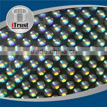 holographic reflective window vinyl film