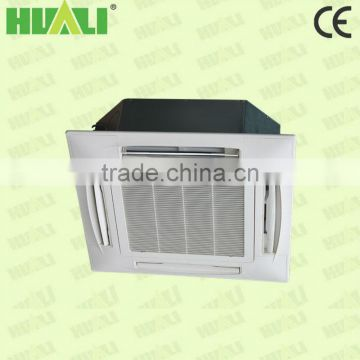 Four way Discharge Ceiling Cassette Fan Coil Unit with chilled water