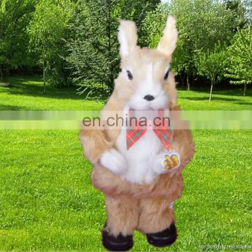 Musical dancing rabbit plush toys