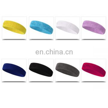 Funny promotional cheap customized spandex headbands