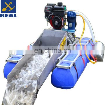 gold dredging boat for sale 4 inch mini sand suction dredger gold dredge for sale