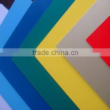 acp manufacture anti- erosion building material PVDF coating / modern  exterior wall cladding material in Saudi Arabia