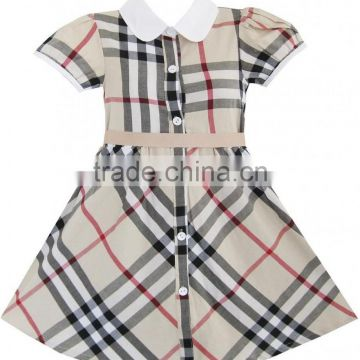 wholesale kids fashion skirt girl school uniform