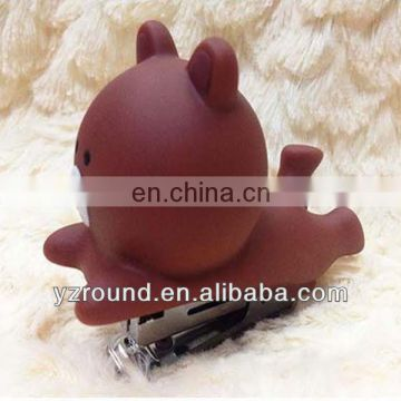 Bear shape cartoon cute stapler for retailer