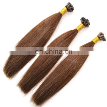 Most Selling Products U Tip Hair Extension Raw Malaysian Hair