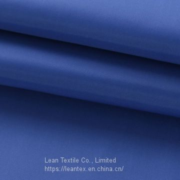 Polyester 210T Taffeta Fabric 52 gsm Plain Dyed