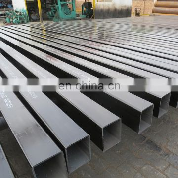 2.5 Inch galvanized 200x200 square steel pipe for building