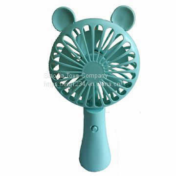 2019 Good quality handheld fans MIni Fans Eletronic Usb Student domitory Office Hot Sale For Children