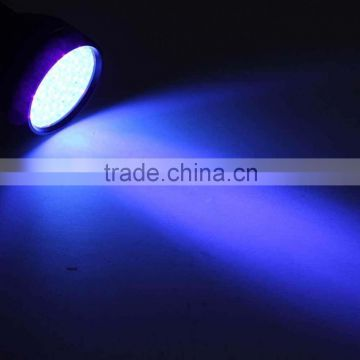 51 LED UV Flashlight,rechargeable led torch,best uv led flashlight,black light uv torch light