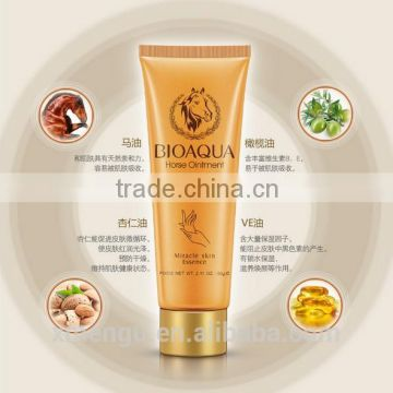 BIOAQUA Horse Ointment for Itching Ointment for Piles Miracle Skin Essence Hand Cream 60ml