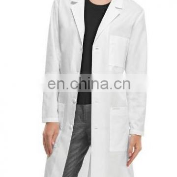 Unisex White Lab Coat